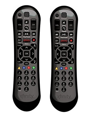 Amazoncom Set Of Two Xr2 Xfinity Comcast Hdtv Dvr Remote Control