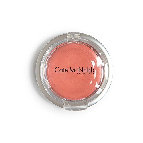 Cheek Bunny - Copa | Coral - Cheek & Lip Tint - Multipurpose 2-in-1 Hydrating Lip Tint and Cream Blush with Shea Butter and Jojoba Oil, Gluten-Free, Paraben-Free, Cruelty-Free Formula by Cate McNabb Cosmetics, 0.1