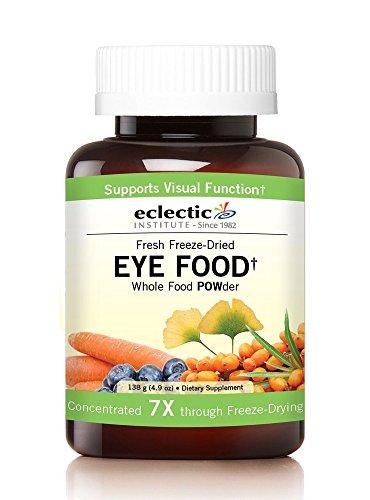 Cheap Eclectic Eye Food Freeze Dried Plants, Green, 138 Gram