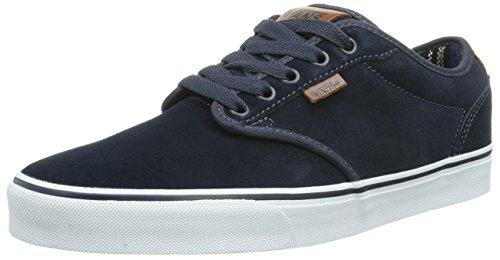 ATWOOD Vans Sneakers Blu Uomo da DELUXE Suede Suede M p115xgTq