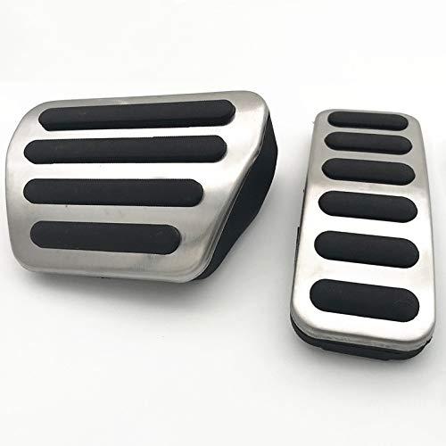 TOOGOO Accesorio pPara Autom/óvil pPara Land Range Rover Sport 2013-2018 Acelerador de Gas Reposapi/és Coj/ín de Pedal Modificado Reinstalar la Cubierta de Etiqueta Adhesiva