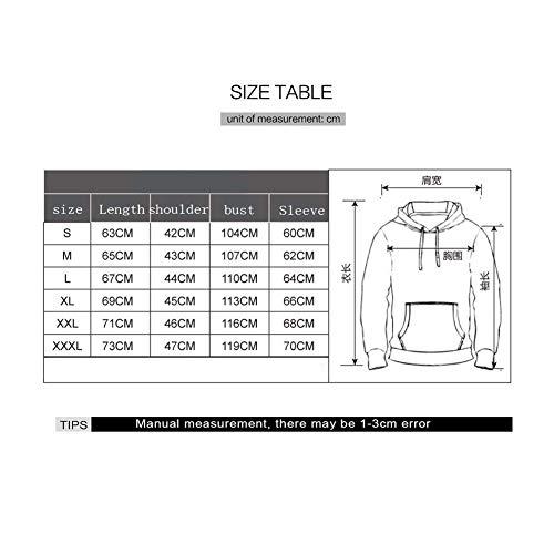 hommes shirts Xl homme pour Taille Taille 3d l'extérieur Zhrui Sweat Sweat à couleur 1 à couleur 2018 Style capuche Xxxl pour homme Invw7