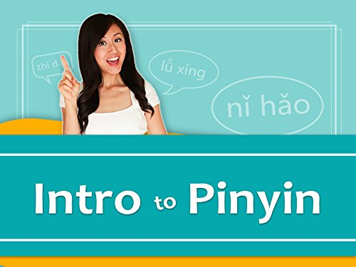 - Overview of Pinyin