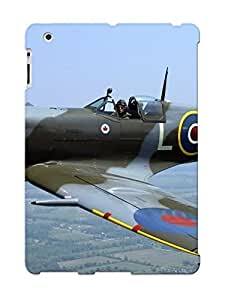 For Ipad 2/3/4 Protective Case, High Quality For Ipad 2/3/4 Supermarine Spitfire Skin Case Cover