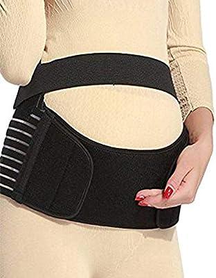 DELUXE MATERNITY SUPPORT BAND Abdomen /& Back Brace Pregnancy Belly Tummy Belt