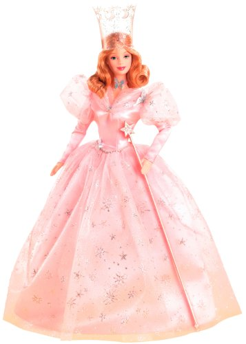 The Wizard Of Oz Glinda The Good Witch Barbie Doll 50th anniversary Special Edition, Original Soundtrack Music]()