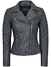 Amazon.com: Greys - Leather & Faux Leather / Coats, Jackets ...