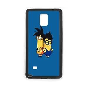 Printed Phone Case Dragonball Z For Samsung Galaxy Note 4 N9100 Q5A2112605