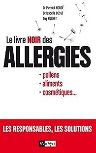 Le livre noir des allergies par Guy Hugnet
