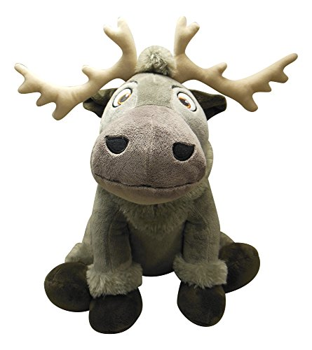 Disney Frozen Sven the Reindeer Shaped Cuddle Pillow -
