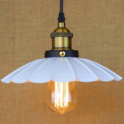 Saucer Pendant Lighting - 8