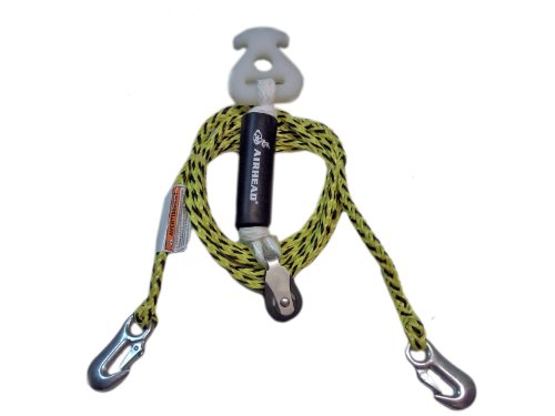 airhead self-centering tow harness for watersports - boat ... airhead tow harness tow harness self center #11