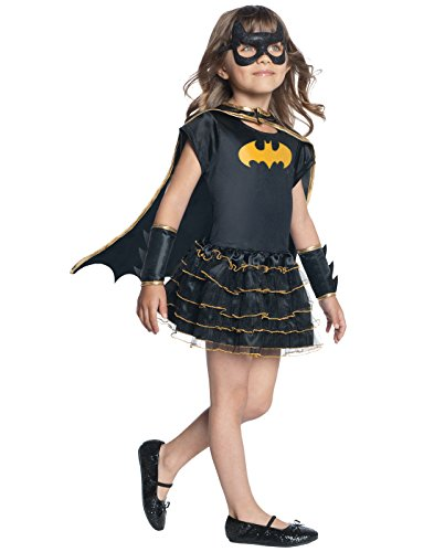 Girls Batgirl Tutu Dress Up Set -