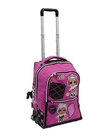 8b6af327e3 Giochi Preziosi Lol 19 Trolley Spinner Con 3 Ruote Sacca, 47 cm, Multicolore