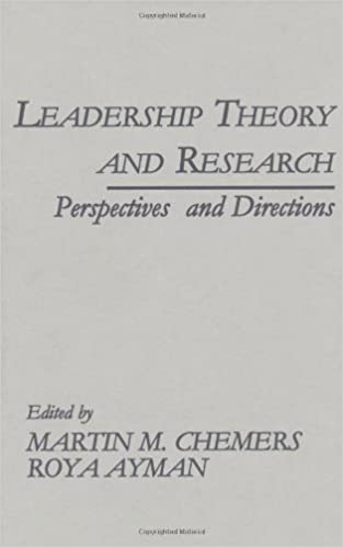Research paper management leadership