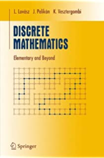 Discrete mathematics student solutions manual mathematical discrete mathematics elementary and beyond undergraduate texts in mathematics fandeluxe Choice Image