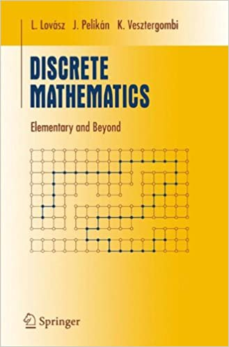 Discrete mathematics elementary and beyond undergraduate texts discrete mathematics elementary and beyond undergraduate texts in mathematics 2003rd edition fandeluxe Gallery