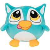 Crunchimals 6 inch Oracle Crunch (Owl) crunchable Stuffed Animals Plush Snuggle Buddy Cuddly Soft Toy Dolls Gift Series 1