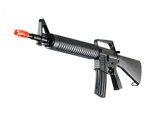 BBTac M16-A1 Vietnam Model Spring Action Assault Rifle -
