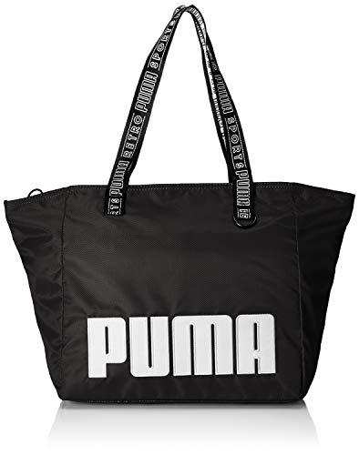 Puma Women's Prime Street L Shopper Bag Puma Black