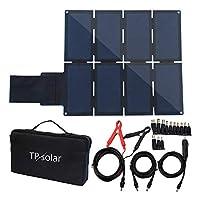 TP-solar 60W 100W Foldable Solar Panel C...