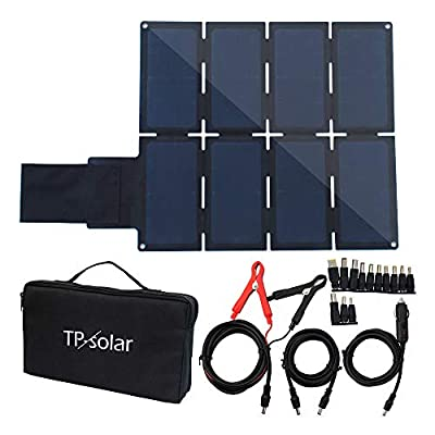 30W 60W Solar Charger Portable Foldable Solar Panel Solar Phone Charger for Outdoor