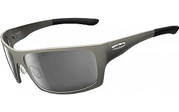 Revo Gafas de sol gafas Waterway Raw titanio con polarizadas gris lente: Amazon.es: Deportes y aire libre