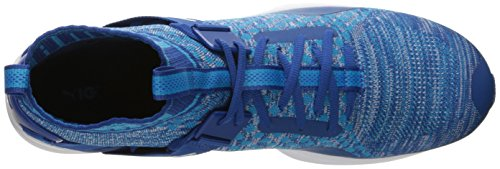 Scarpa cross trainer da uomo Ignite Evoknit, True Blue / Blue Danube / Puma White, 5 M US