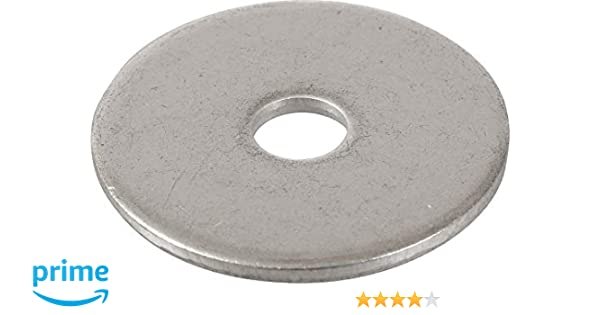 """Stainless Steel FENDER Washers 50 CT 5//32/""""  x  7//8/"""""""