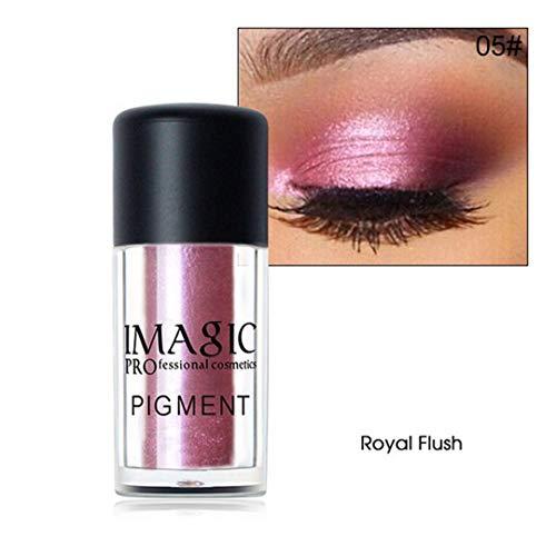 - 9 Colors Loose Pigment Glitter Shimmer Makeup Metallic Glitters Powder Diamond Loose Eyes Body 05