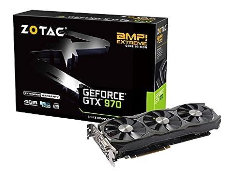 ZOTAC GeForce GTX 970 AMP! Extreme Core 4GB ZT-90107-10P