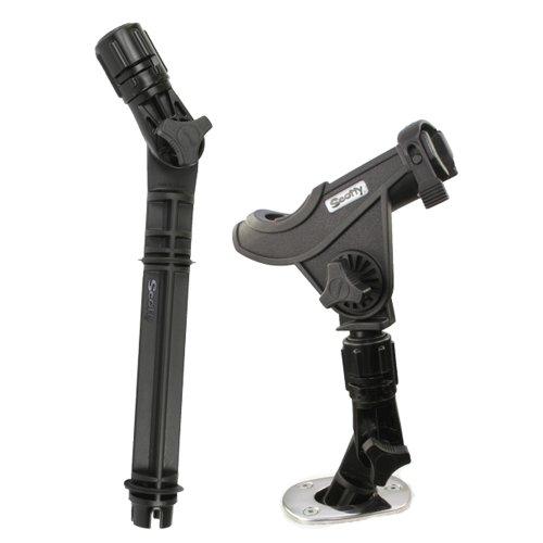 Scottie Cord - Scotty 453 Gimbal Adapter w/Gear Head