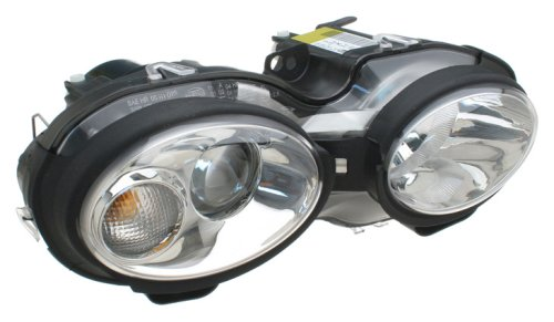 OES Genuine Jaguar X-Type Replacement Passenger Side Headlight Assembly by OES Genuine