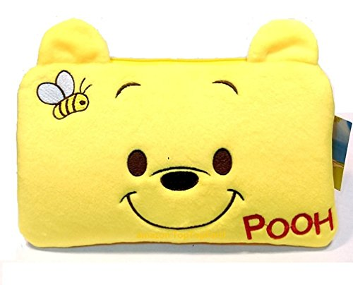 Pooh Wallet - Winnie the Pooh Plush Pouch Bag