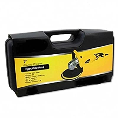 """7"""" Power Electric Auto Paint Polisher Buffer Sander Buffing Tool Waxer"""