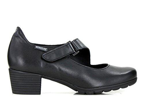Mephisto Women's Court Shoes Black uHOpPfW
