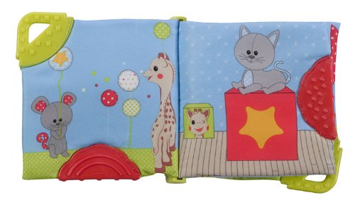 Vulli Livre d'éveil - Sophie la Girafe