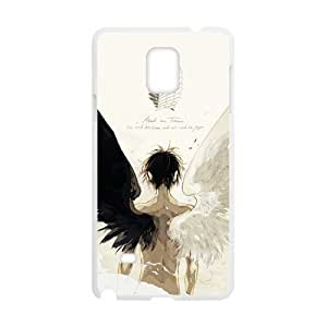 Angel boy Cell Phone Case for Samsung Galaxy Note4