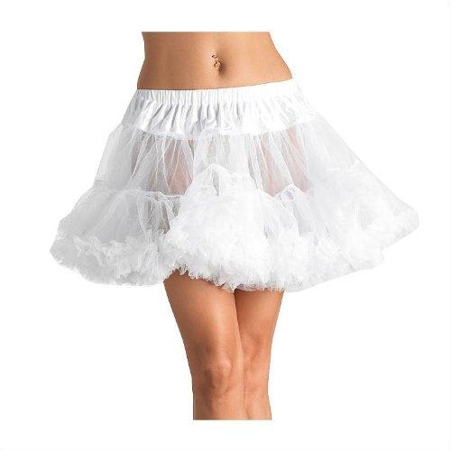 Plus Size Layered Tulle Petticoat