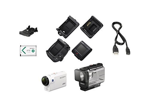 Sony FDRX3000R Action Cam with Live View Remote