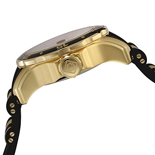 f61696384a64 Invicta Men s 6991 Pro Diver Collection GMT 18k Gold-Plated ...