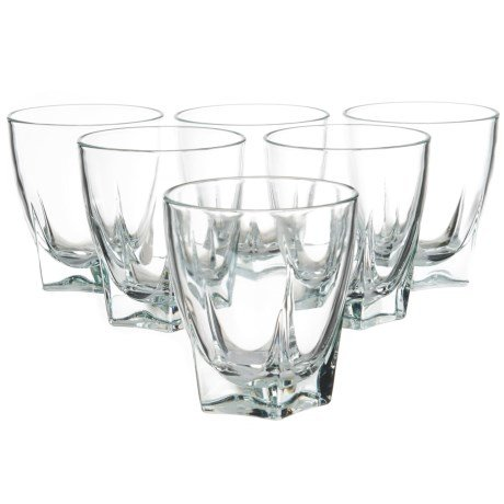 Camelot Double Old Fashioned Glasses 12 oz. - Set of 6