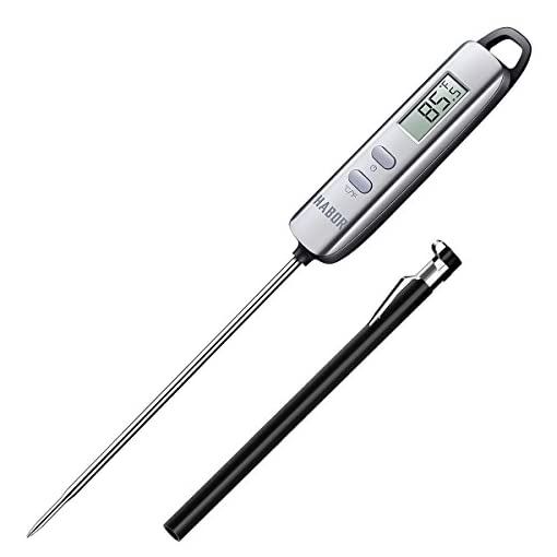 Meat Thermometer, Habor Instant Read Thermometer Cooking