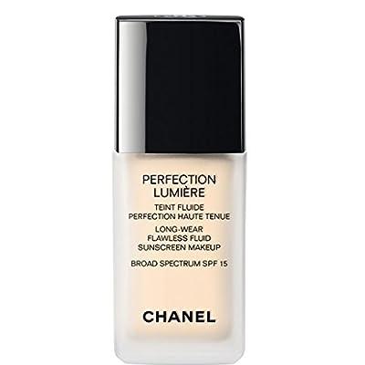 Chanel Perfection Lumiere Long Wear Flawless Fluid Makeup 30ml. #20 Beige