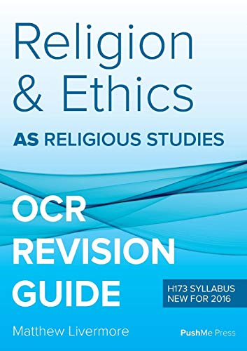 [B.e.s.t] AS Religion & Ethics Revision Guide for OCR: AS Religious Studies for OCR [T.X.T]