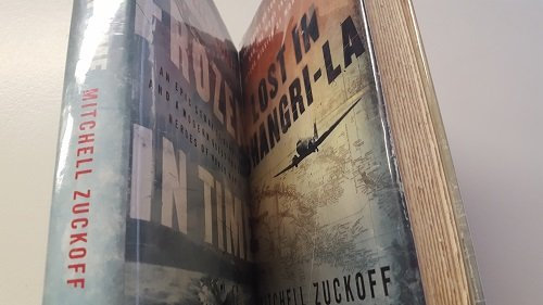 2 Volumes of Mitchell Zuckoff WWII Rescue Books: 1) Frozen in TIme 2) Lost in Shangri-La (Lost In Shangri La By Mitchell Zuckoff)