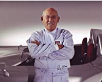 STIRLING MOSS signed autographed photo FORMULA ONE (1)