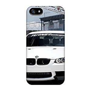 AWU DIYCase Cover Protector For Iphone 5/5s Active Autowerke Bmw M3 Sedan (e90) '2010 Case