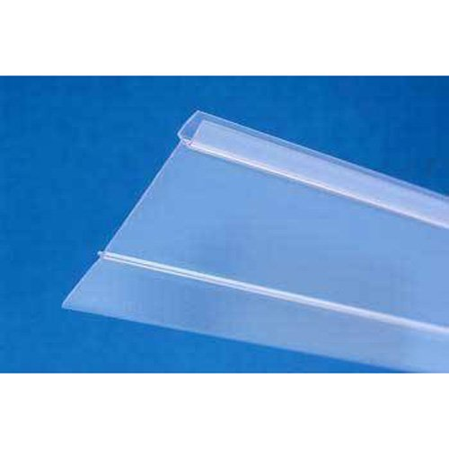 (Perfecto Manufacturing APFR01049 30-Inch Marineland Plastic Glass Canopy Back Strip for Aquarium, Small, Clear)