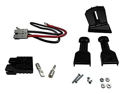 Amazon.com : EZGO Sb50 Dc Charger Handle/Receptacle Complete Kit (83 on ez go install lights on, ez go charger replacement, ez go 36 volt battery charger, elite ez go battery charger, electric car battery charger, golf car charger, ez go powerwise qe battery charger, ez go powerwise charger manual, ez go textron troubleshooting, ez go battery charger problems, ez go charger parts, ez go powerwise 36v charger, ez go q charger, ez go accessories charger, ez go golf seat,